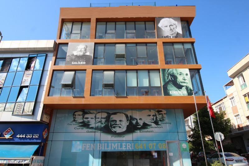 Çekmeköy Mimar Sinan Kurumsal Kiracılı Satılık İş Merkezi