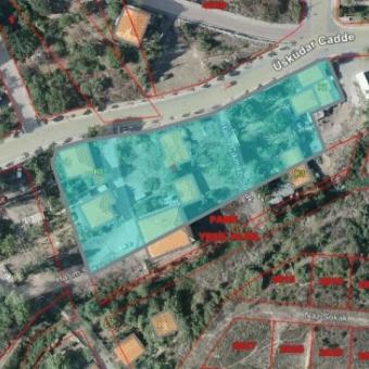 Çekmeköy merkez mah 455 m2 ACİLLL satılık imarlı arsa