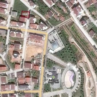 Sancaktepe Yenidoğan Sefa tepesinde Satılık Arsa