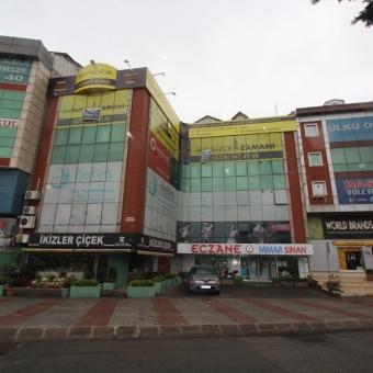 Çekmeköy Mimar Sinan Mah. Çavuşbaşı Caddesi Kiralık Plaza Katı