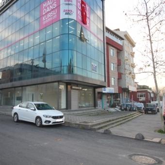 Sancaktepe Yenidoğan Merve Mah. 600 m2 3 Katlı Kiralık Dükkan