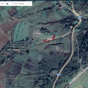 Şile Ağva Bucaklı Mah Satılık 720 M2 Arsa