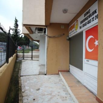 Çekmeköy Mimar Sinan Mah Vural Kent Sitesi KİRACILI Satılık Dükkan