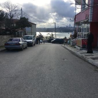 Beykoz Paşabahçe Çiğdem Mahallesi 510 m2 Satılık Arsa