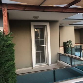 Didim'de Satılık Fırsat Villa Full ankastreli mutfak 4+1 Tripleks